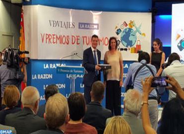 """Marruecos recibe el premio del """"Mejor destino internacional"""""""