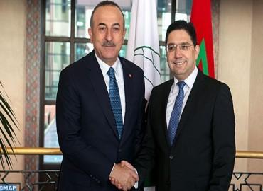 """Turquía reitera su """"pleno apoyo"""" a la integridad territorial de Marruecos"""