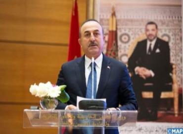 Rabat y Ankara acuerdan reforzar aún más su cooperación en varios ámbitos