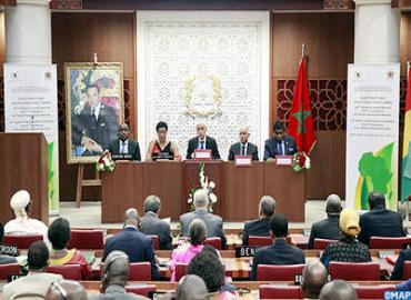 37th Conference Of African Parliamentary Union Opens In Rabat