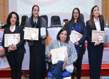 Mohammed V University of Rabat, AIMS Honor Five Women for their Scientific Contributions