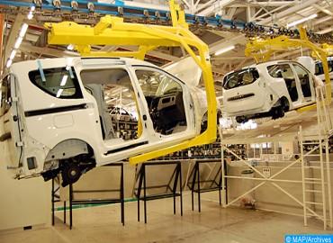 صناعة السيارات بالمغرب : دينامية متواصلة نحو ريادة عالمية