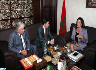 التعاون البرلماني في صلب مباحثات مغربية فرنسية بالرباط
