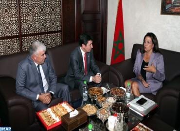 Maroc/France : la coopération parlementaire au menu d'un entretien à la Chambre des conseillers