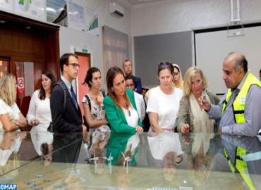 وفد برلماني أوروبي يحل بالداخلة لمعاينة تأثيرات وفوائد اتفاق الصيد البحري على ساكنة الأقاليم الجنوبية المغربية
