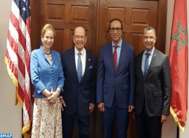 Morocco, U.S. Discuss in Washington D.C. Means to Develop Cooperation in Water Sector