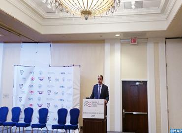 وزير التجهيز يبرز بواشنطن الإصلاحات الهيكلية التي انخرط فيها المغرب تحت قيادة جلالة الملك