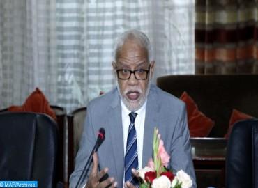 الوزير محمد يتيم يعرض أمام السلك الدبلوماسي المعتمد بالمغرب مقاربة الحكومة المغربية في مجال التشغيل