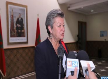 Le Maroc, un partenaire
