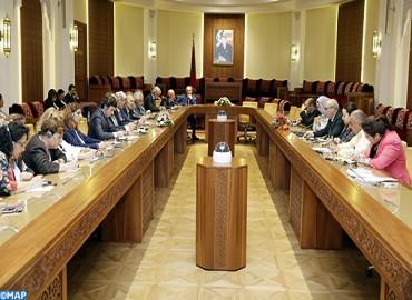 La question migratoire au centre des entretiens à la Chambre des représentants avec une délégation parlementaire italienne