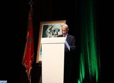, a été organisée, jeudi à Rabat, à l'occasion de la parution d'un ouvrage retraçant son parcours de militant d'environ huit décennies.