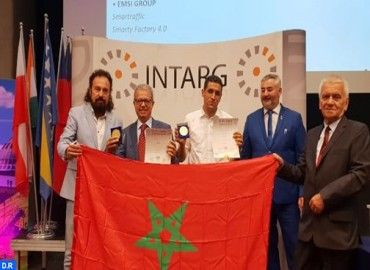 Morocco Wins 11 Medals at International Inventions Fair in Istanbul