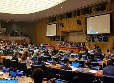 الكويت تشيد أمام الجمعية العامة للأمم المتحدة بوجاهة مبادرة الحكم الذاتي