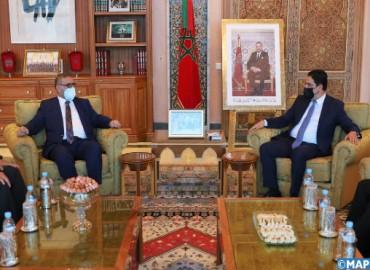 الأزمة الليبية : اتفاق الصخيرات يشكل مرجعا لا بديل عنه
