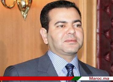 SAR le Prince Moulay Rachid