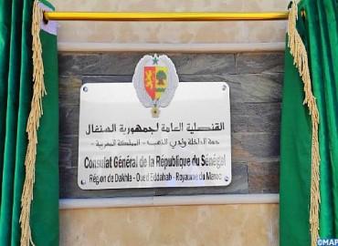 L'ouverture d'un consulat du Sénégal à Dakhla, confirme le soutien de Dakar à la marocanité du Sahar