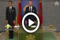 جلالة الملك يلقي خطابا ساميا إلى الأمة بمناسبة الذكرى 41 للمسيرة الخضراء بدكار
