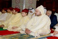 HM King Mohammed VI Performs Eid Al Adha Prayer