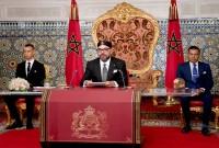 SM el Rey Mohammed VI dirige un discurso a la Nación con motivo del 65 aniversario de la Revolución del Rey y del Pueblo