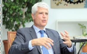 """Cien años de presencia suiza en Marruecos: """"es hora de proyectarnos juntos hacia África"""" (Embajador"""