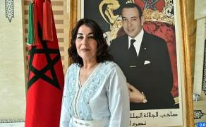 Género, paz y seguridad: La embajadora Otmani destaca en Ottawa los logros y las ambiciones de Marru