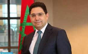 Bourita reafirma el compromiso constante de Marruecos con la promoción de la democracia