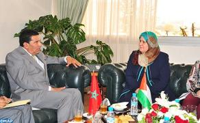 Morocco, Palestine to Exchange Experiences in Women's Rights Field