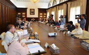 مجلس الحكومة ليوم الجمعة 24 يونيو 2016