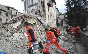 No Moroccan Nationals among Victims of Earthquake in Central Italy, Says Ambassador