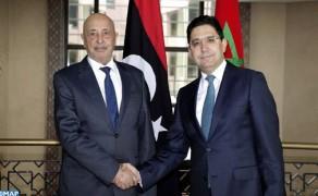 El acuerdo de Sjirat, la única plataforma que unifica a todos los libios