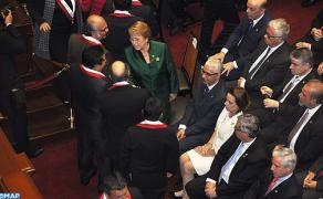 Lower House Speaker Represents HM the King at Inauguration of Peru President