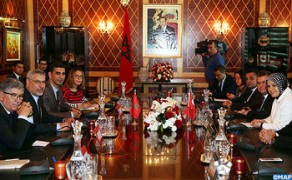President of Turkish-Morocco Friendship Group Calls for Promoting Bilateral Ties
