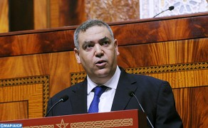 Interior Minister Receives New UNSG Special Representative and Head of Minurso