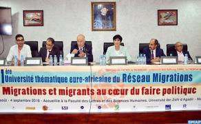 السيد بيرو: المغرب تبنى سياسة لا رجعة فيها في مجال الهجرة تتماشى مع ثوابته