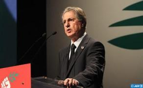 Former Lebanese Presiden t: Morocco Plays 'Leading Role' for Stability & Development of Arab World