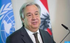 Sahara: El secretario general de la ONU se felicita de la decisión de Marruecos y de Argelia de participar en la mesa redonda de Ginebra