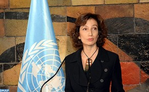 Audrey Azoulay: Thanks to Its Diversity and Plural Culture, Morocco Symbolizes UNESCO's Values