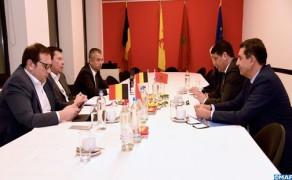 Morocco, Belgium Discuss Decentralized Cooperation