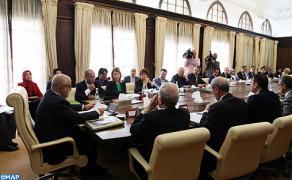 Le Chef du gouvernement préside le 1er conseil d'orientation stratégique de l'Agence du Millenium Challenge Account-Maroc