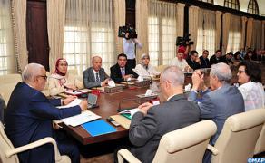 """الاجتماع الثالث للجنة الوزارية للخطة الحكومية للمساواة """"إكرام"""""""