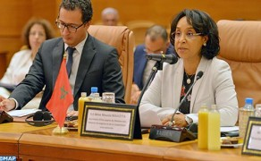 Morocco, GB Hold 2nd Session of Strategic Dialogue in Rabat