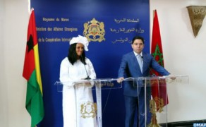 Guinea-Bissau Reaffirms Unconditional Support to Morocco's Territorial Integrity and Autonomy Plan: Joint Statement