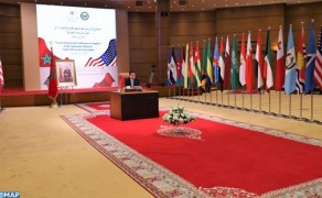 Conferencia Ministerial de Apoyo a la Autonomía: Fuerte respaldo a la iniciativa marroquí como única