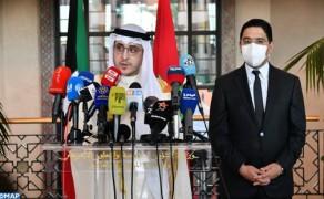Marruecos y Kuwait decididos a conferir un fuerte impulso a sus relaciones bilaterales (ministro kuw
