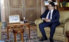 Gran convergencia entre la visión de SM el Rey Mohammed VI en la política africana y la de los países del G5 Sahel