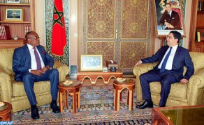Morocco, Angola Discuss in Rabat Means to Strengthen Bilateral Relations