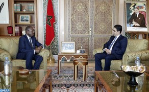 Benin's National Assembly for Morocco's Adherence to ECOWAS, Speaker