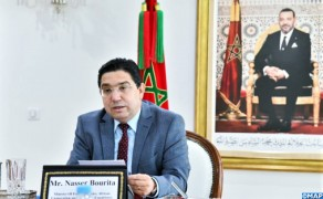 Moroccan FM Holds Talks with his Swiss Counterpart