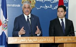 """La República Dominicana considera la autonomía como una propuesta """"viable"""" para encontrar una solución """"realista"""" a la cuestión del Sahara"""