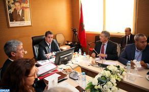 وزير الفلاحة : الوضع الميداني للموسم الفلاحي ( 2016 – 2017 ) يعكس مؤشرات إيجابية